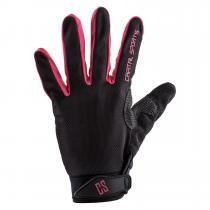 Nicetouch M Pink Sporthandschuhe Trainingshandschuhe Kunstleder