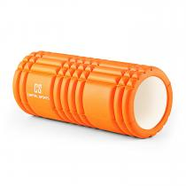 Capital Sports Caprole 1 Rouleau de massage 33 x 14 cm orange