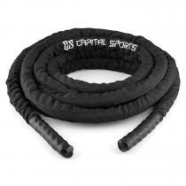 Corope Tau Schwungtau Seil 15m Polyester schwarz
