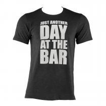Trainings-T-Shirt für Männer Size XL Schwarz