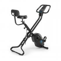 Azura X2 X-Bike bis 120 kg Pulsmesser klappbar schwarz