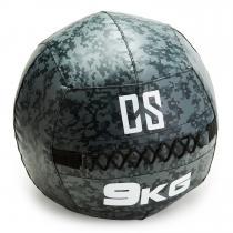 Restricamo Wall Ball Medizinball PVC 9kg Camouflage