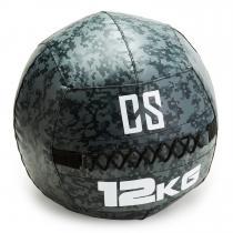 Restricamo Wall Ball Medizinball PVC 12kg Camouflage