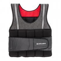 CAPITAL SPORTS Vestpro 10 Gilet lesté pour musculation 10 kg 23 poids