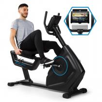 CAPITAL SPORTS Evo Deluxe Vélo cardio training Bluetooth volant d'inertie 20 kg