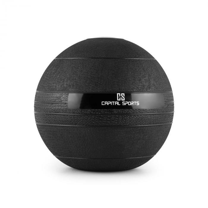 Groundcracker Slamball schwarz Gummi 6kg